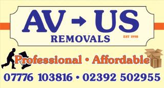logo representing Avus removals