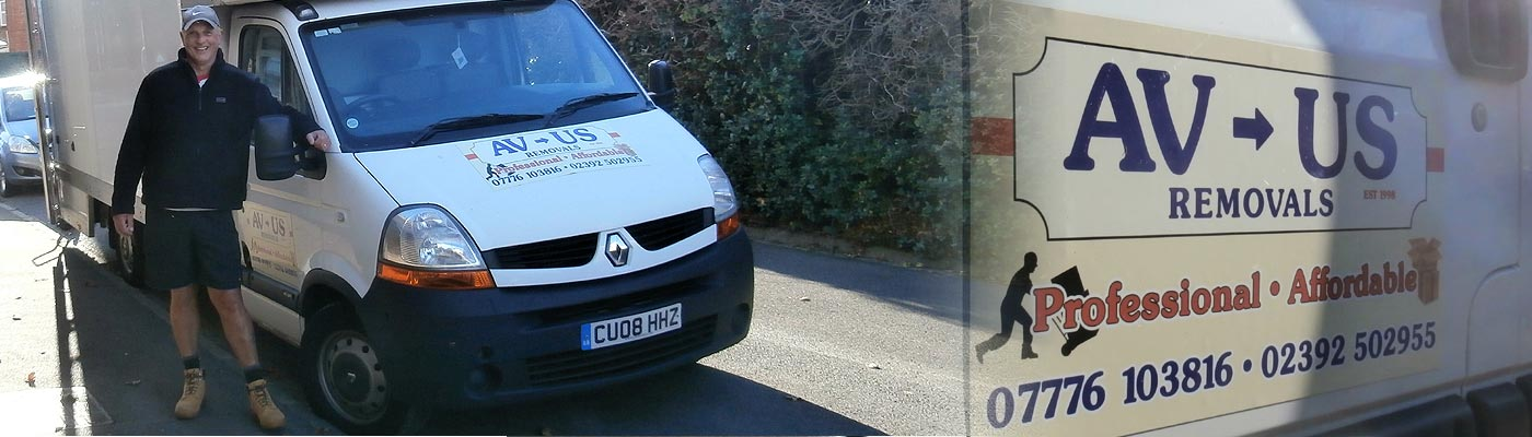 avus removals gosport - this is an illustrative photograph