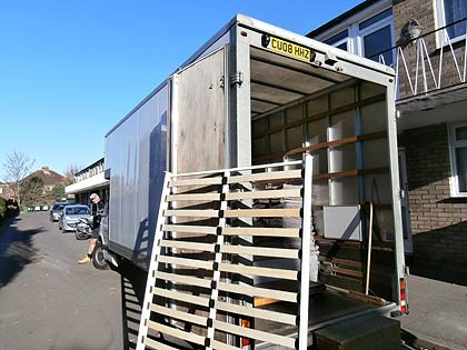 business and office relocations - avus removals gosport